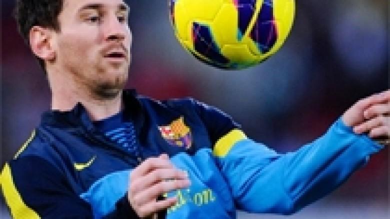 Messi i fortë edhe në kriket (Video)