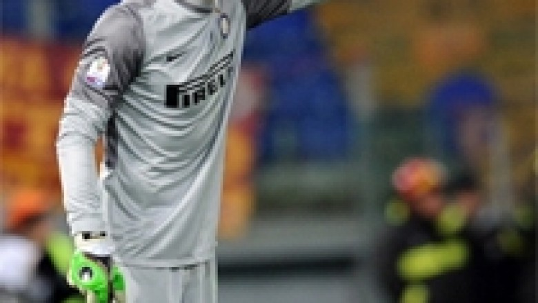 Moratti i befasuar me formën e Handanovicit