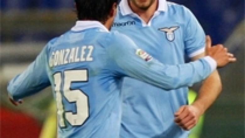 Lazio në vend të tretë