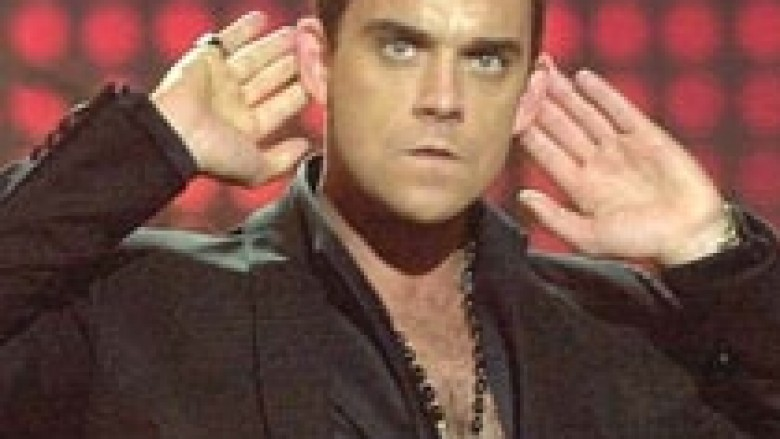 Robbie kritikon Brit Awards