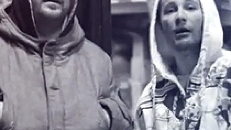 """Lansohet klipi """"Çele çadrën"""" nga Lyrical Son dhe MC Kresha"""