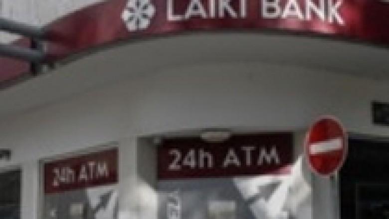 Hapen dy banka në Qipro