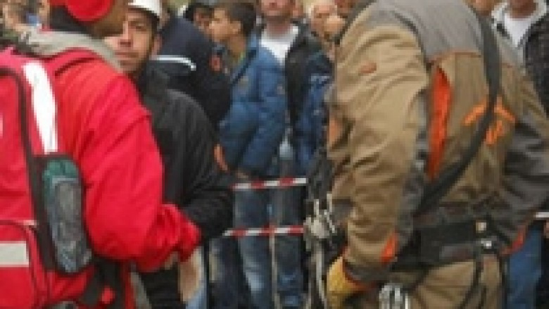 """""""Civilna zastita"""" zëvendëson policinë serbe në veri"""