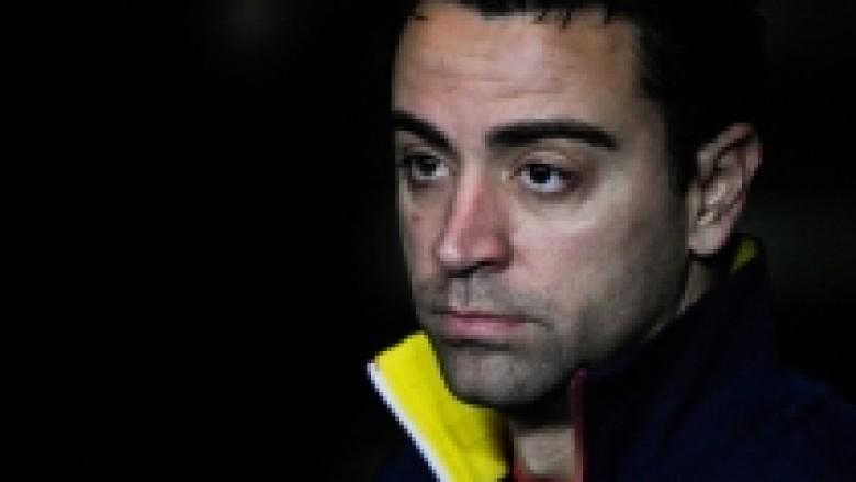 Xavi: Kemi mbulesë për Messin