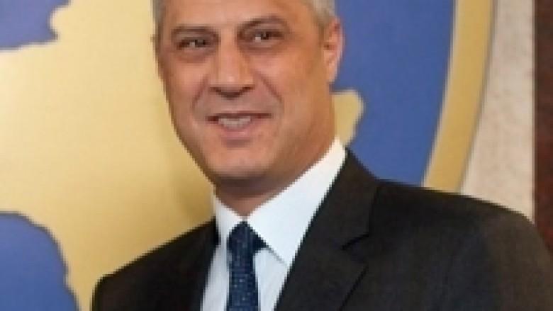 Thaçi: Marrëveshja, zgjidhja e vetme dhe e fundit