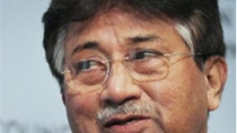 Pervez Musharraf ik me vrap nga gjykata