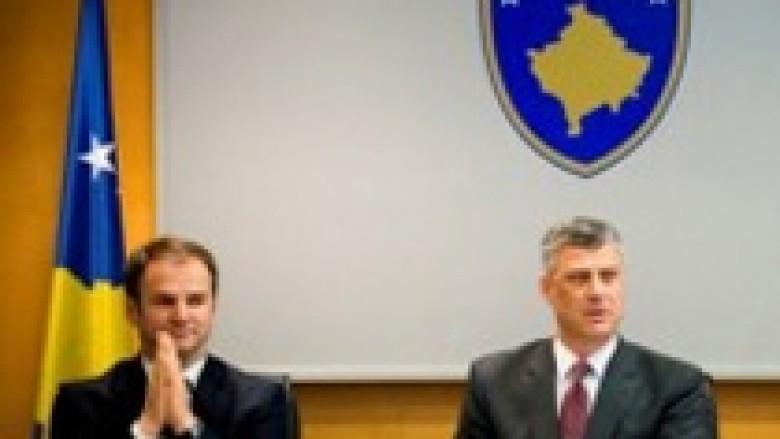 Thaçi sërish në Bruksel, për zbatimin e marrëveshjes