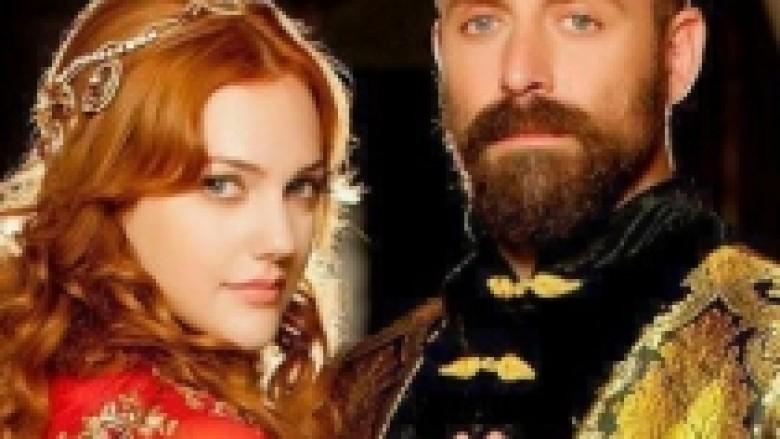 """""""Sulejmani"""", seriali më i mirë i vitit në Turqi"""
