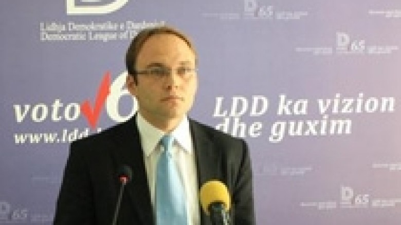 Zeneli: Koalicion për interesa të LDD-së, jo të individëve