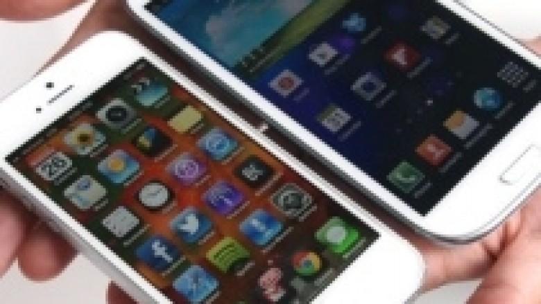 Apple dhe Samsung marrin rreth 100 për qind të fitimit!