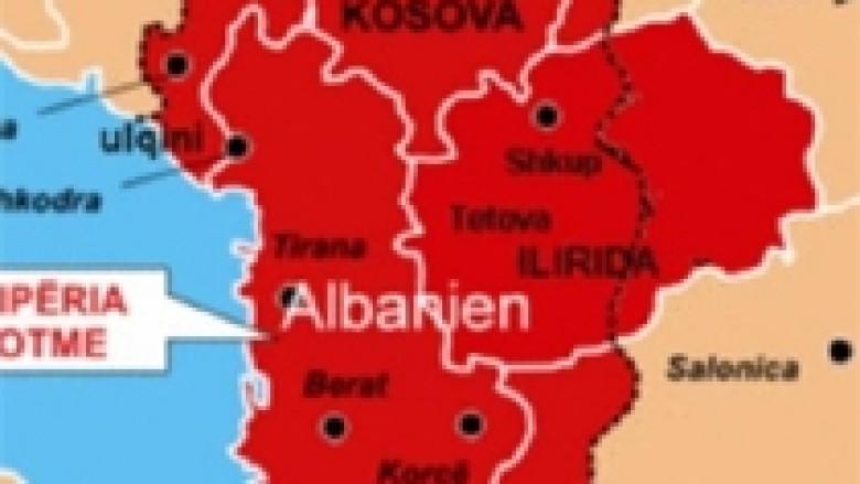 Bashkimi i trojeve shqiptare, nuk është Shqipëri e madhe