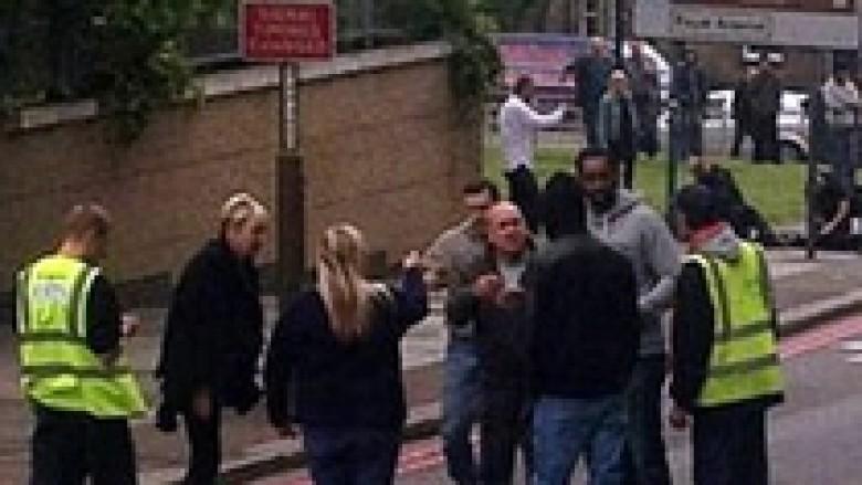 Sulm barbarë në Londër, një i vrarë (Video)