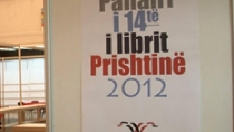 """Sot panairi i librit """"Prishtina 2012"""" , një mijë tituj të rinj"""
