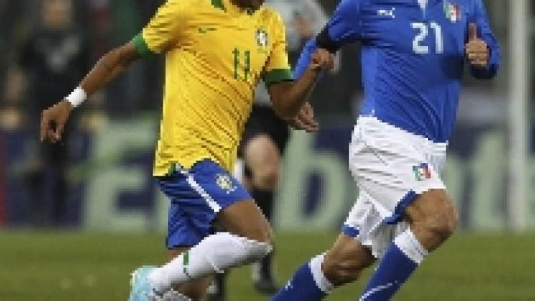 Prandelli: Do ta dyfishojmë Neymarin
