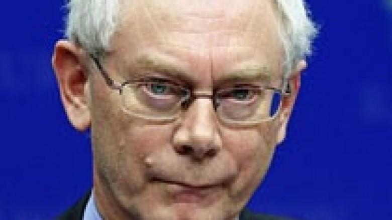 Rompuy: Kosova bëri një hap të madh drejt BE-së