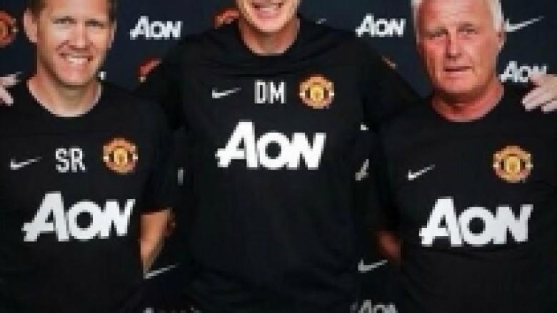 Moyes fillon punën te United