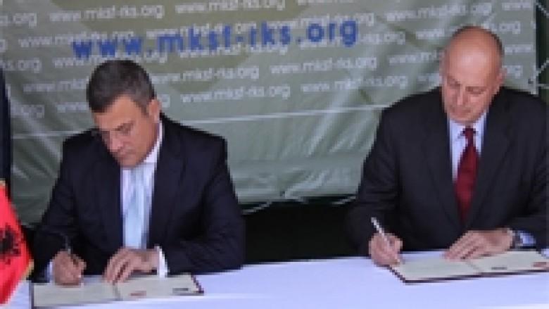 Çeku dhe Imami nënshkruan marrëveshjen SOFA