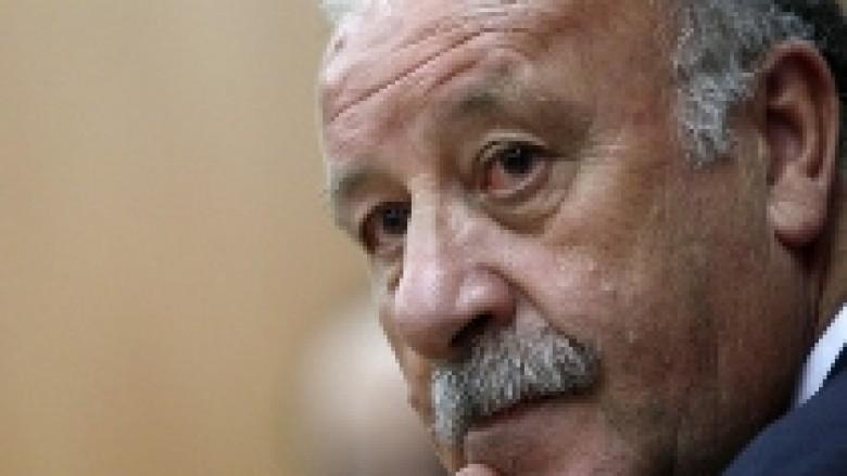 Del Bosque: Nuk jemi të pamposhtshëm