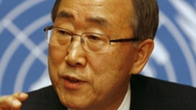 Ban Ki-moon: Jeremic duhet të ketë folur si zyrtar serb