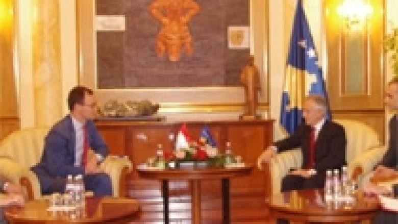 Luksemburgu konfirmon vazhdimin e mbështetjes për Kosovën