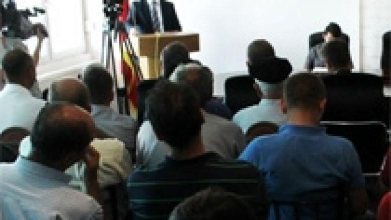 Salih Salihu, kandidat i VV-së për Viti