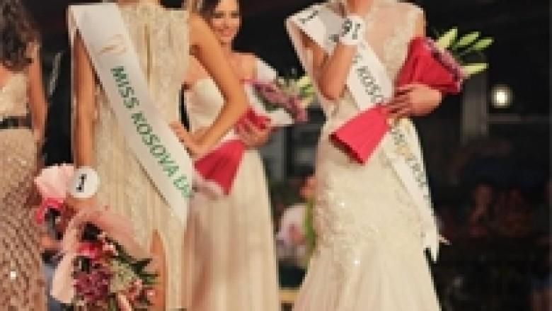 Mirjeta Shala dhe Donika Emini janë fituese në 'Miss Kosova 2013'