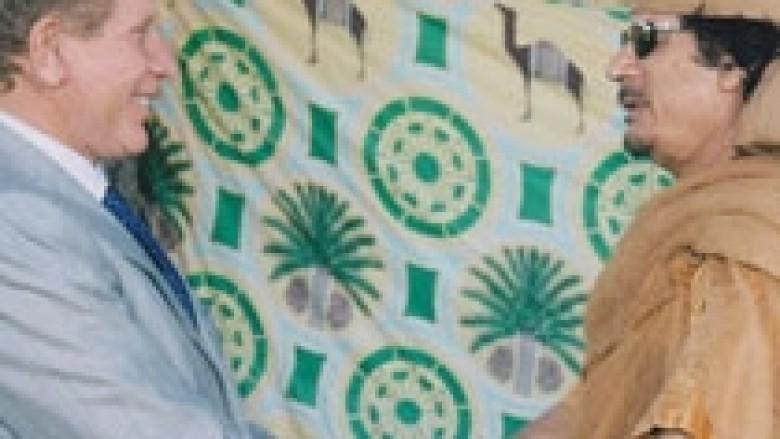 Pacolli kërkon nga Gaddafi të njohë Kosovën