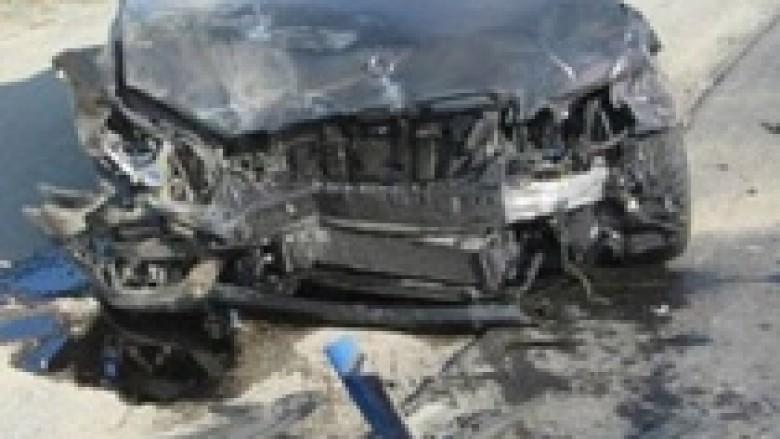 Pejë, aksident trafiku me fatalitet