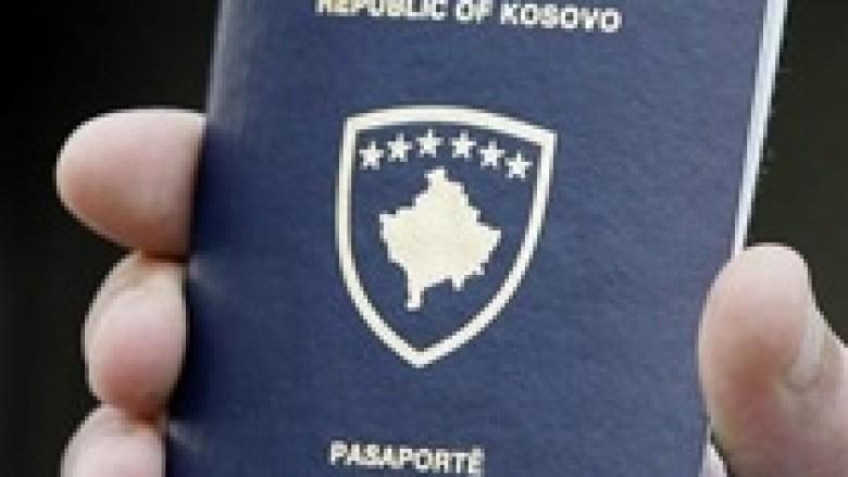 U lëshuan pasaportat e para biometrike
