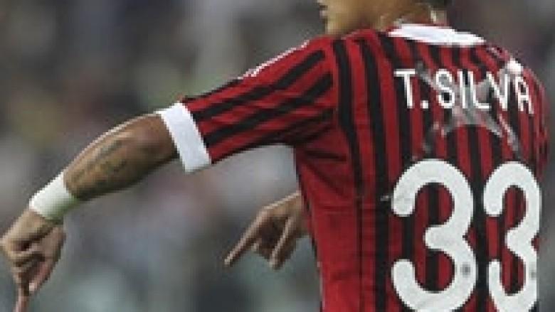 Thiago Silva: PSG larg nivelit të Milanit