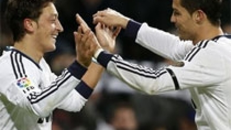 Reali mbretëron në Madrid