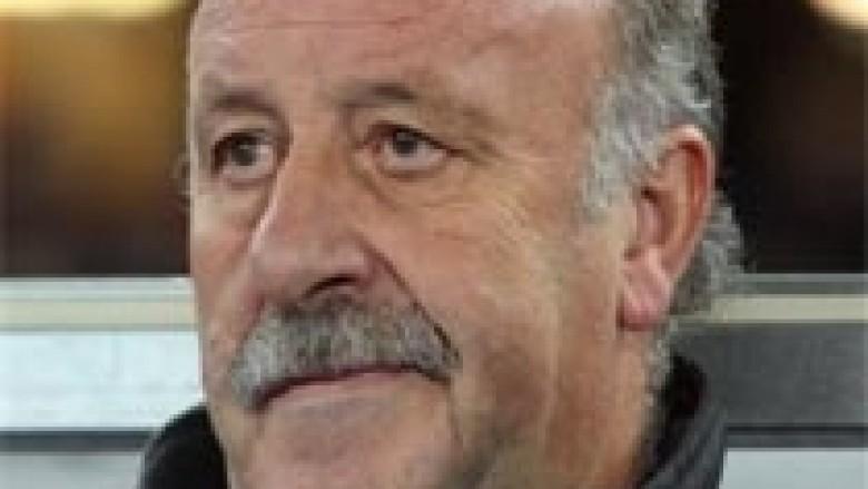 Del Bosque: Punoj po aq sa Mourinho