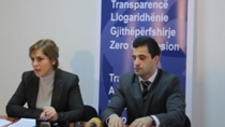 Kosova, në mesin e shteteve me nivel të lartë korrupsioni