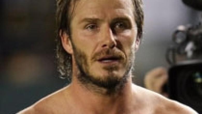 Beckham kërkohet nga Al Sadd