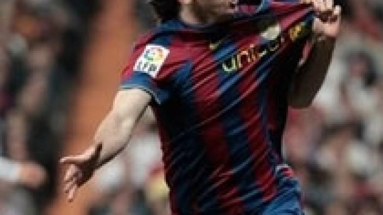 Vilanova lëvdon Messin