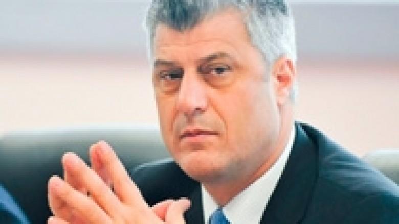 Thaçi: BE-ja zhgënjeu qytetarët e Kosovës