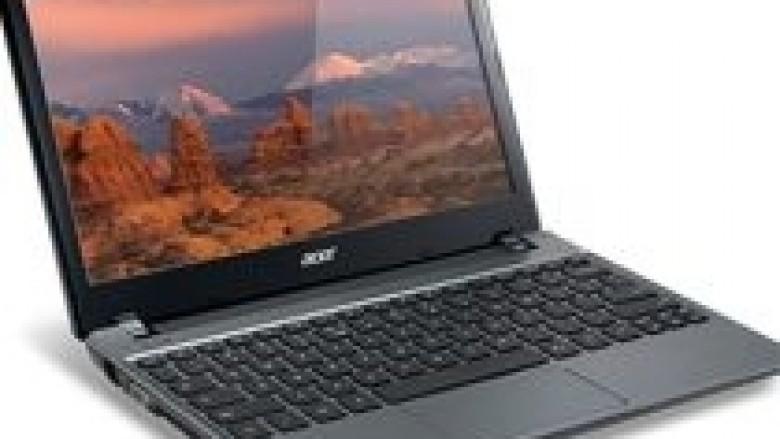 Accer lanson Chromebook-un e ri