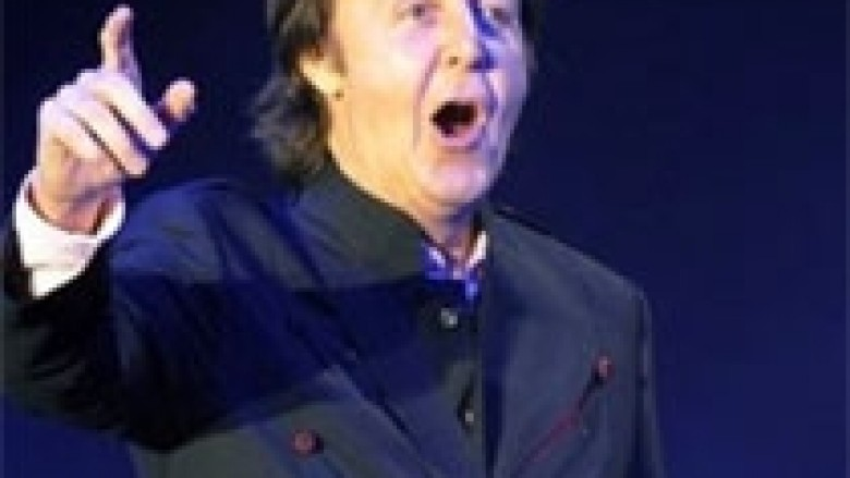 McCartney si frontmen i Nirvanas
