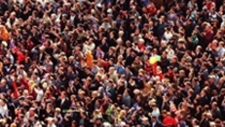 Shqipëria ka 2.82 milionë banorë