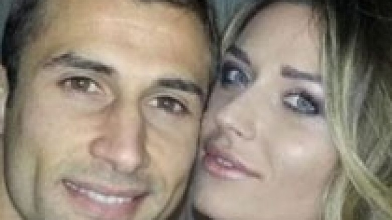 Lorik Cana me të dashurën e tij