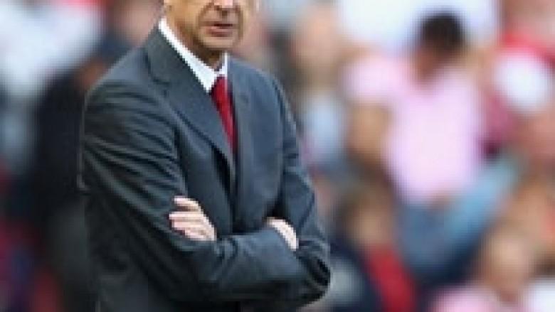 Wenger: Te Arsenali gjithmonë ka presion