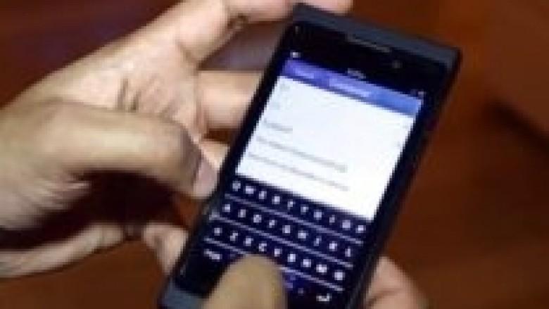 Modelet BlackBerry 10, më 30 janar 2013