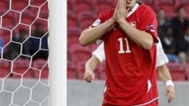 Mehmedi nuk po e gjen veten te Dynamo Kievi