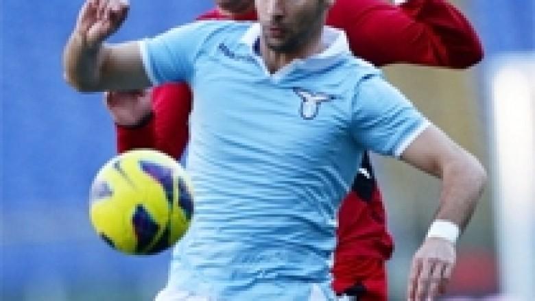 Lazio në çerekfinale të Kupës