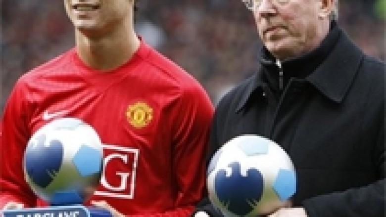 Ferguson do ta dëshironte kthimin e Ronaldos te United