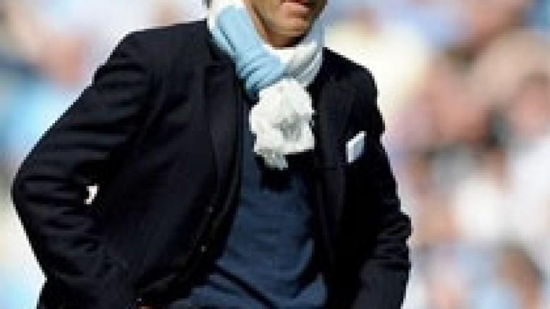 Mancini e dëshiron titullin e dytë radhazi