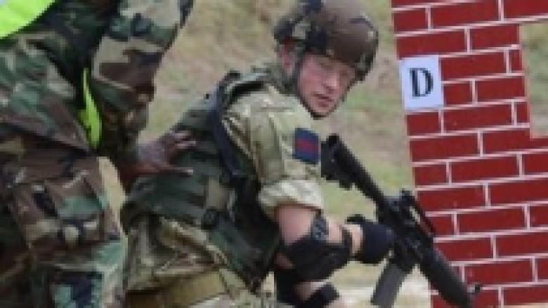 Princi Harry vrau një komandant të talibanëve?