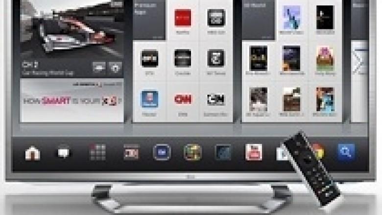 2013, LG Google TV që kontrollohet sikur Siri apo Wii