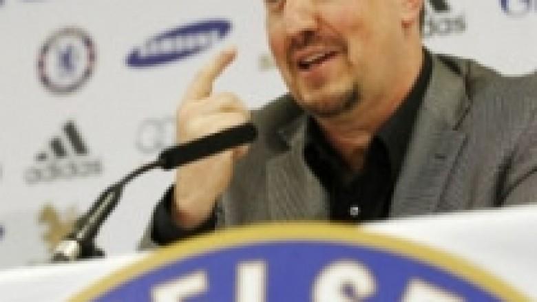 Benitez: Do të fitoj zemrat e tifozëve të Chelseat