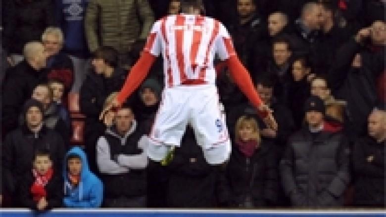 Liverpooli i dobët për Stoke